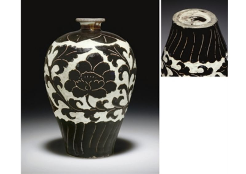 Antique Chinese Vases Forms Shapes Dating Them Asian Art